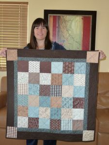 Pure Charm Quilt #2