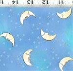 Laurel Burch Celestial Dreams Blue Moon