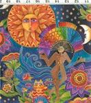 Laurel Burch Celestial Dreamland