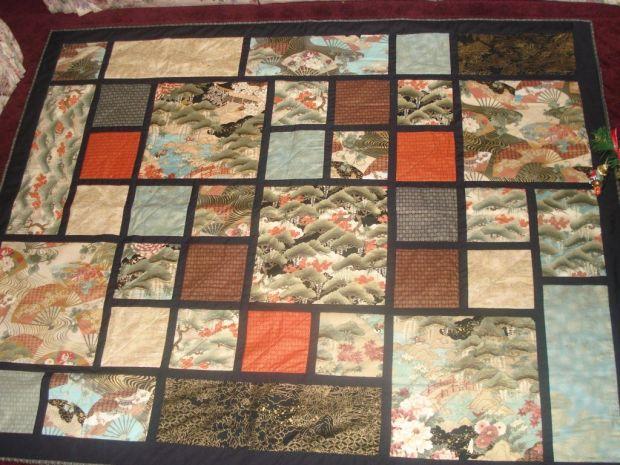 Hoffman Oriental Quilt