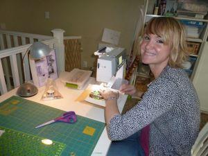Jessica Sewing