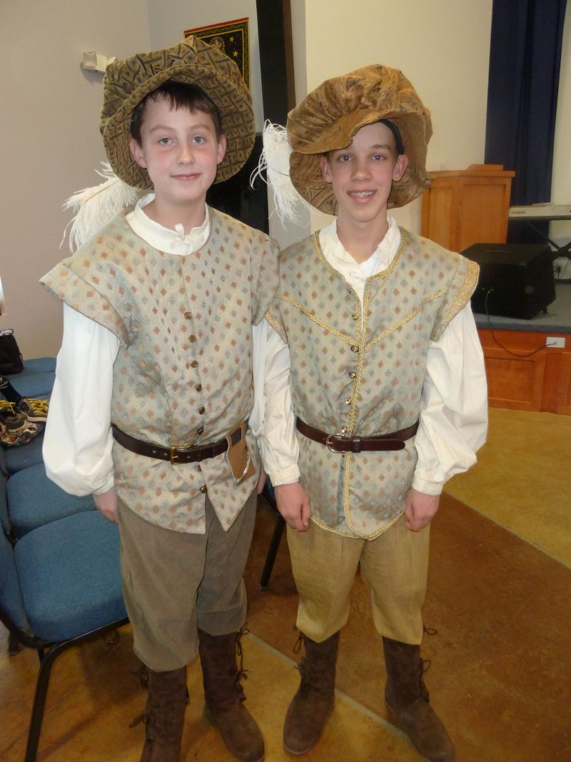Shakespeare Costumes \u2013 Christa Quilts