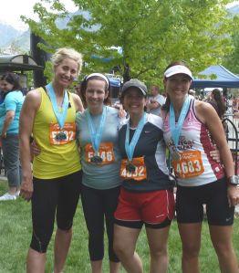 Marathon Girls