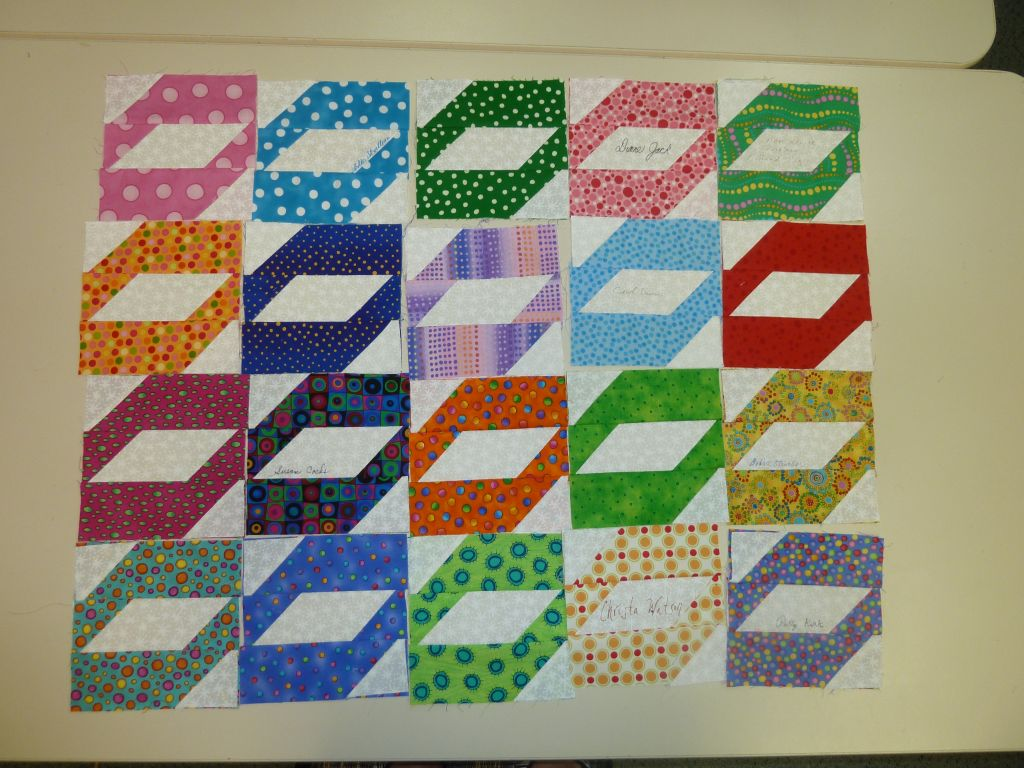Signature Quilt Blocks Christa Quilts