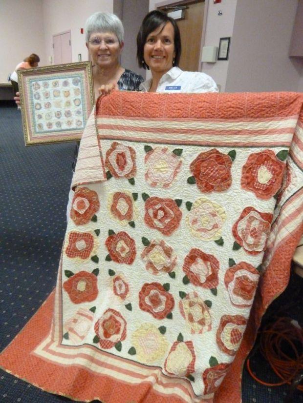 Georgi's Rose Quilts