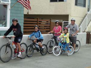 Bike Ride on the Boardwalk