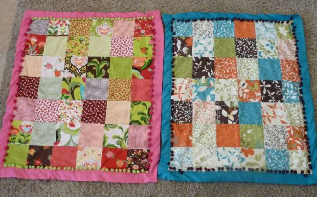 Boy & Girl Charm Pack Quilts