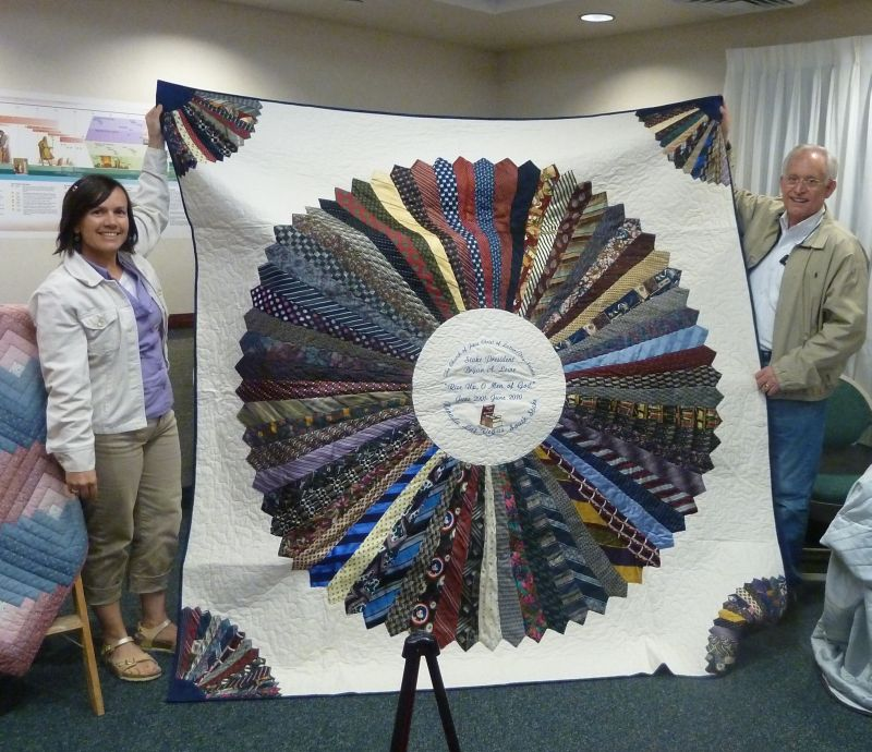 Quilts Are The Ties That Bind Christa Quilts