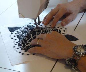 Raw Edge Sewing