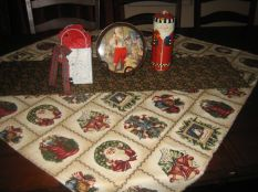 Christmas Fabric Decor