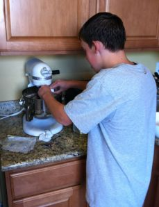 My Son the Baker