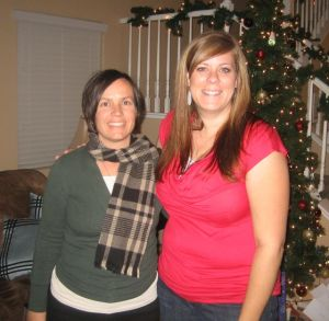 Christa & Katie