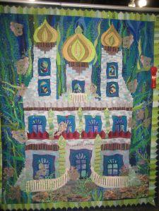 Mermaids Castle Quilt
