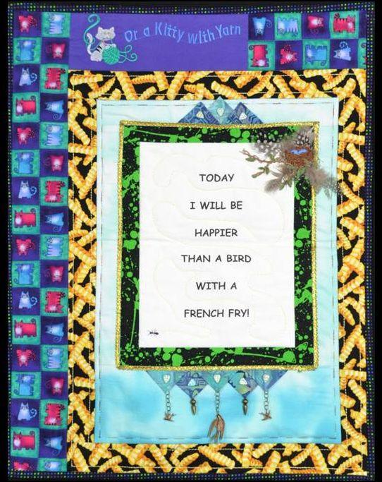Ann Pugh, Happier Than a Bird...