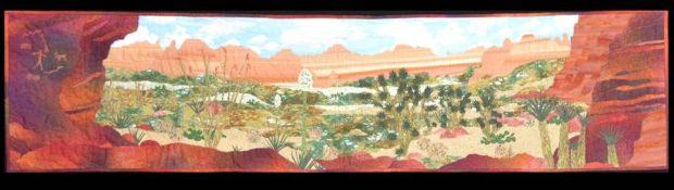 Sandy Crawford, Mojave Majesty