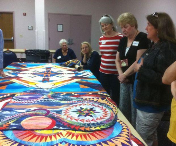 Gail Garber Workshop