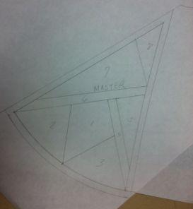 Paper Pieced Pattern