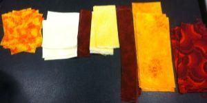 Analogous Fabrics