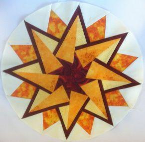 Circle Star Block