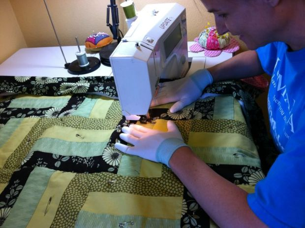 Quilt Your Own Quilt