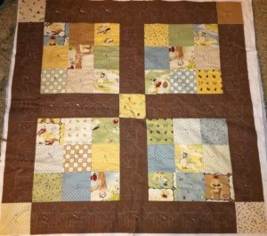 Lil Rascals Charm Pack Quilt