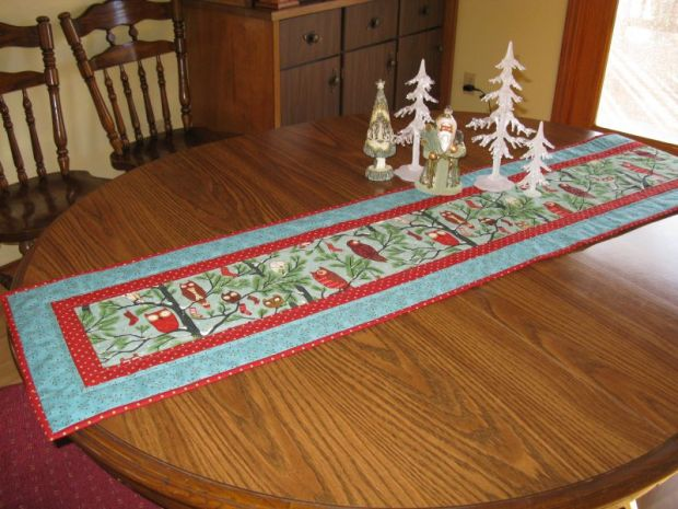 Barb's Christmas Runner