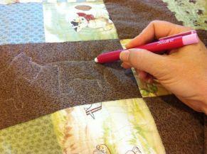 Sewline Fabric Eraser