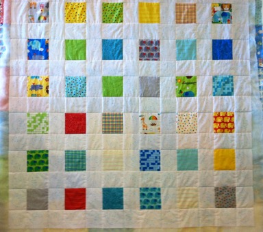 Bungle Jungle Quilt