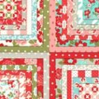 Vintage Modern Fabric Swatch