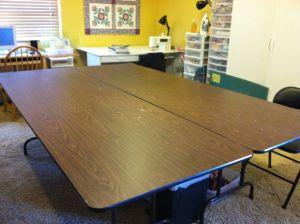 Basting Tables