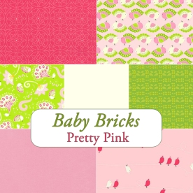 Girl Baby Bricks