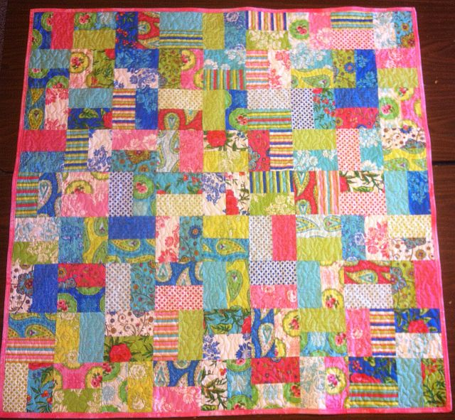Modern Quilt Musings and QuiltCon Christa Quilts