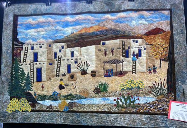 Karen Andrus' Indian Pueblo