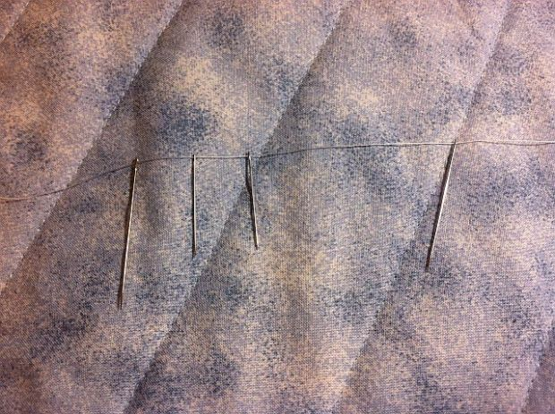 Thread Several Needles