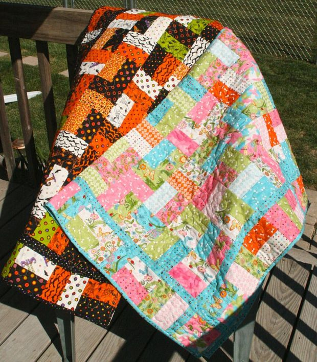 Jolly Jelly Roll Quilts