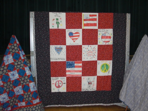 Activity Days Girls' Quilt