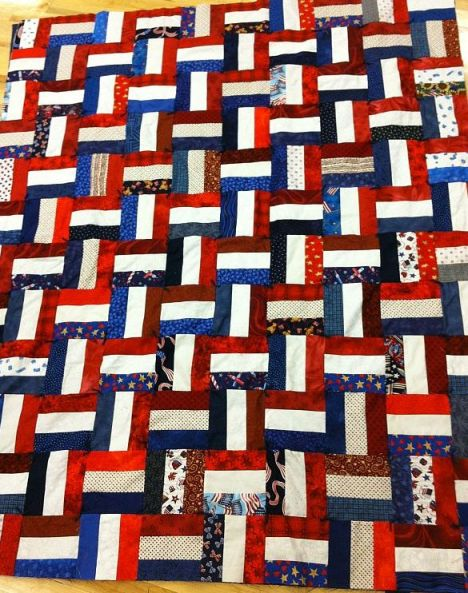 American Warriors Quilt