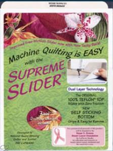 Original Supreme Slider