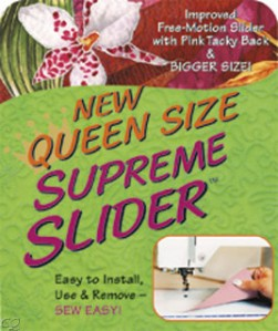 Queen Supreme Slider
