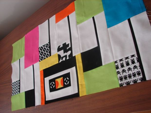 The 80's Quilt