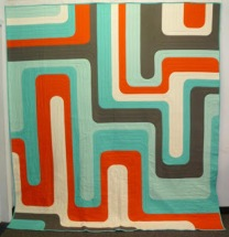 Totally Groovy Quilt