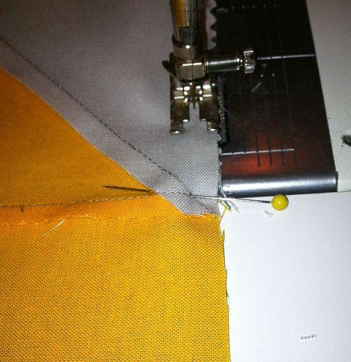 Sew Through the X