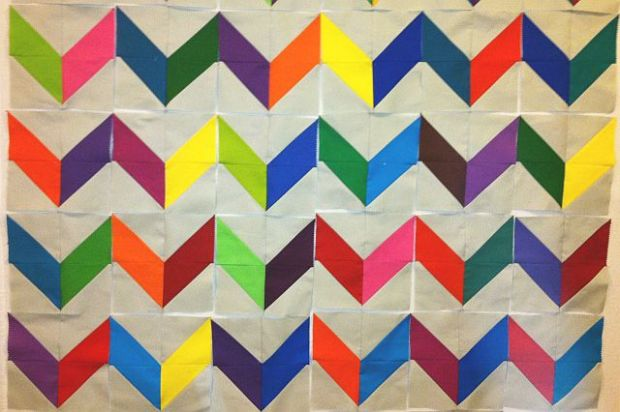 Chevron Blocks