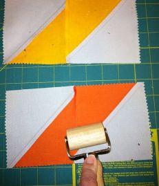 Wide Seam Roller