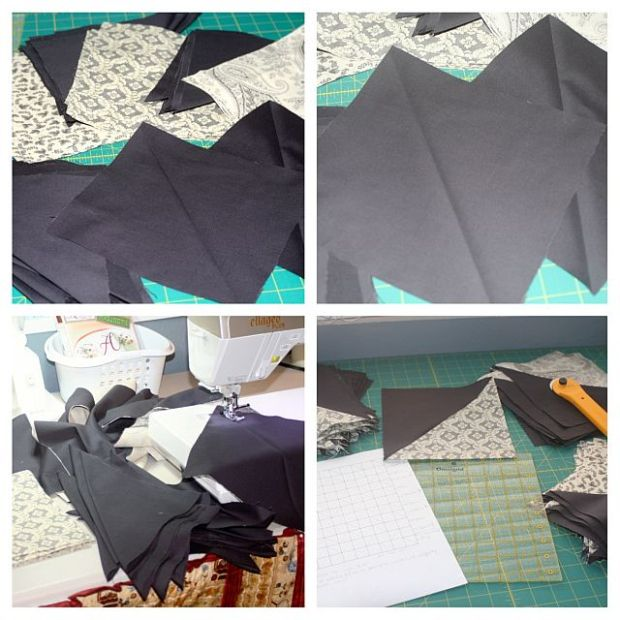 Fold and Press HST