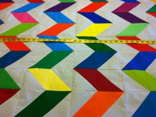 Measure Quilt Top