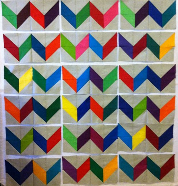 Chevron Block Pairs