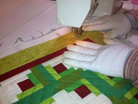 Quilting Loops
