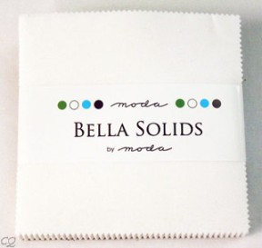 Bella Solids White