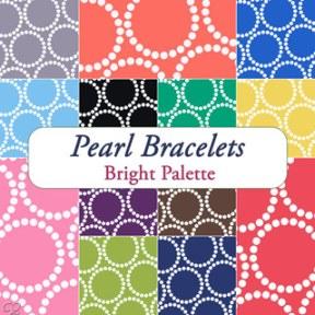 Bright Pearl Bracelets